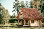 "Namelių nuoma Jūrkalnėje, Ventspilio rajone ""Forest SPA & Apartments"""
