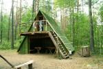 Stovyklavietė Siesartis: namelių nuoma, vietos palapinėms, kemperiams - 10