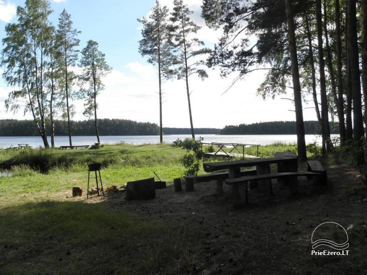 Stovyklavietė Siesartis: namelių nuoma, vietos palapinėms, kemperiams - 17