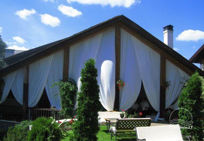 MARGIO VILA - Privati erdvė Jūsų šventei ir poilsiui! Prie Margio ežero,Trakų rajone - 1