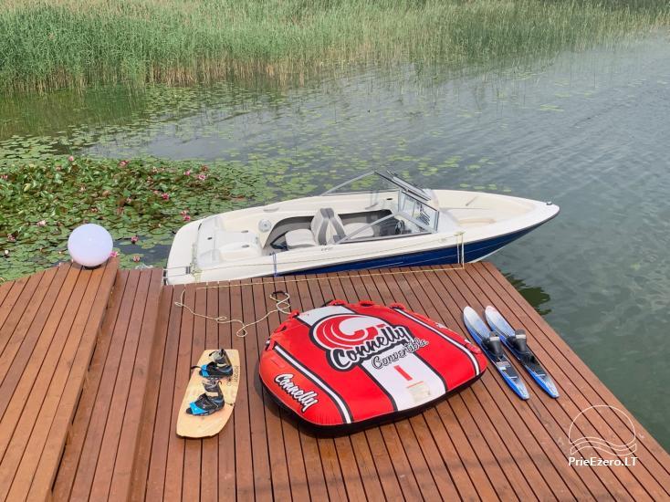 MARGIO VILA - Privati erdvė Jūsų šventei ir poilsiui! Prie Margio ežero,Trakų rajone - 18