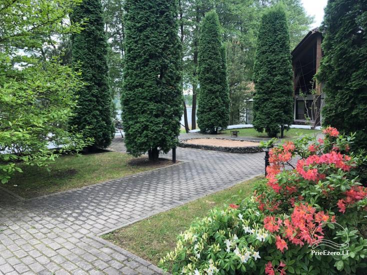 MARGIO VILA - Privati erdvė Jūsų šventei ir poilsiui! Prie Margio ežero,Trakų rajone - 22
