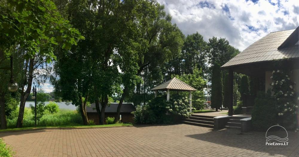 MARGIO VILA - Privati erdvė Jūsų šventei ir poilsiui! Prie Margio ežero,Trakų rajone - 11