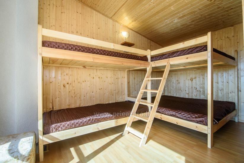 Sodyba Prie Arino: namelio ir pirtelės nuoma MOLĖTŲ rajone prie Arino ežero - 15