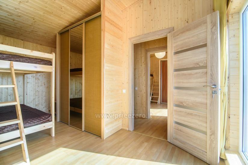 Sodyba Prie Arino: namelio ir pirtelės nuoma MOLĖTŲ rajone prie Arino ežero - 18
