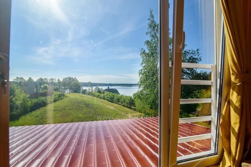 Sodyba Prie Arino: namelio ir pirtelės nuoma MOLĖTŲ rajone prie Arino ežero - 19