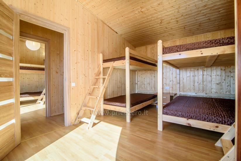 Sodyba Prie Arino: namelio ir pirtelės nuoma MOLĖTŲ rajone prie Arino ežero - 20