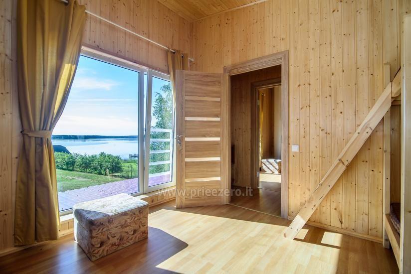 Sodyba Prie Arino: namelio ir pirtelės nuoma MOLĖTŲ rajone prie Arino ežero - 14