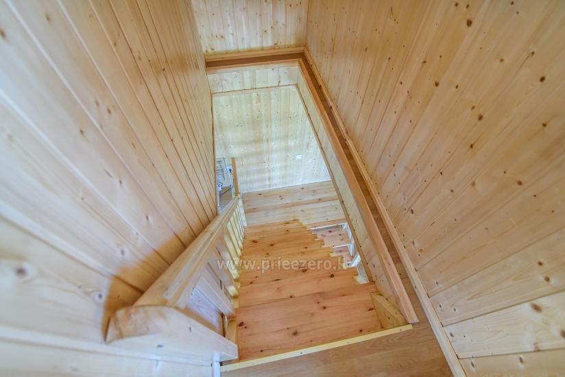 Sodyba Prie Arino: namelio ir pirtelės nuoma MOLĖTŲ rajone prie Arino ežero - 21