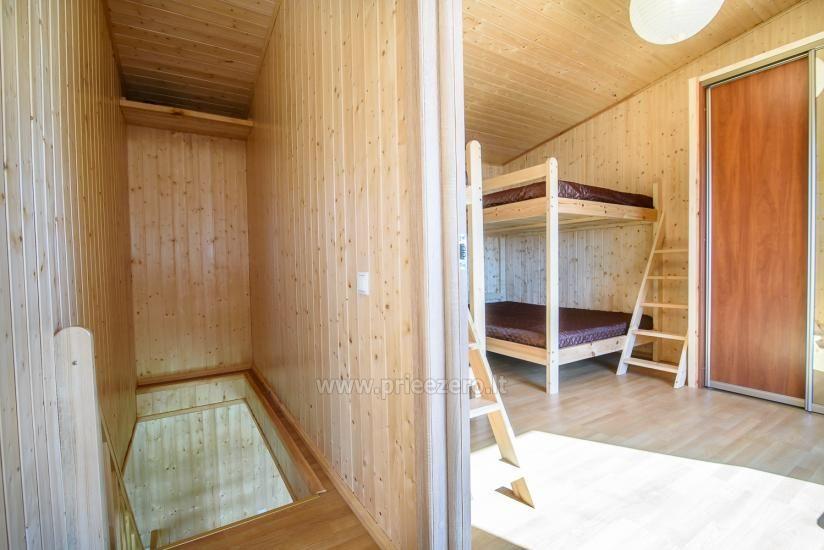 Sodyba Prie Arino: namelio ir pirtelės nuoma MOLĖTŲ rajone prie Arino ežero - 22