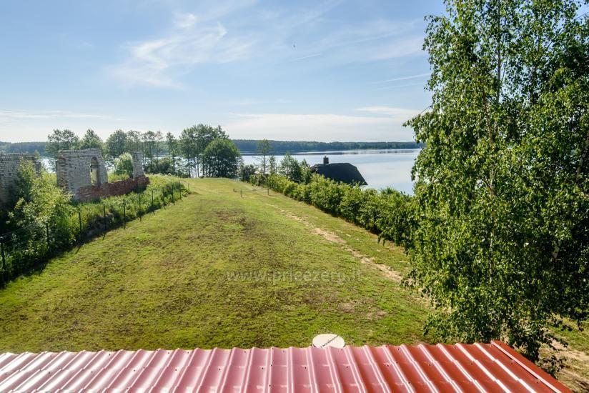 Sodyba Prie Arino: namelio ir pirtelės nuoma MOLĖTŲ rajone prie Arino ežero - 23