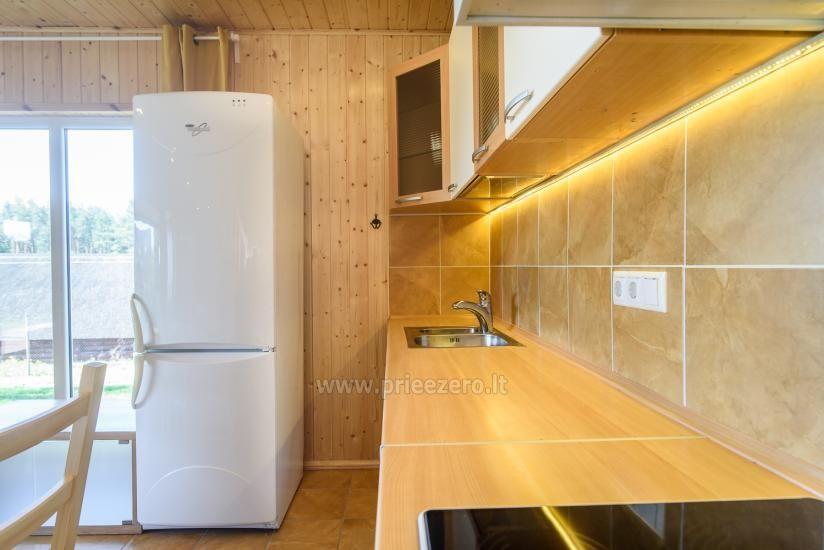 Sodyba Prie Arino: namelio ir pirtelės nuoma MOLĖTŲ rajone prie Arino ežero - 25