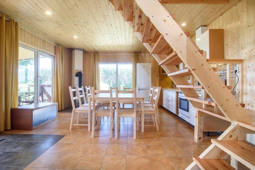 Sodyba Prie Arino: namelio ir pirtelės nuoma MOLĖTŲ rajone prie Arino ežero - 11