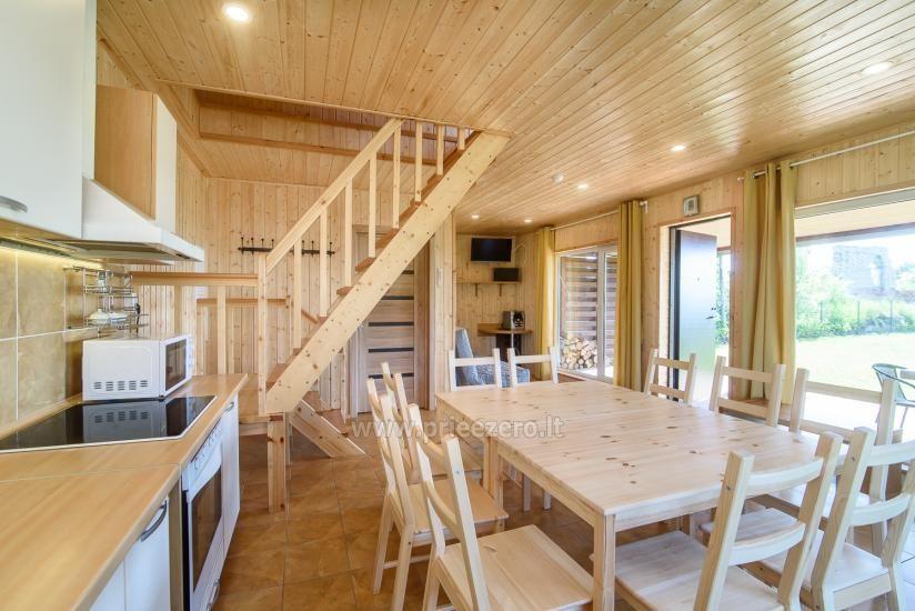 Sodyba Prie Arino: namelio ir pirtelės nuoma MOLĖTŲ rajone prie Arino ežero - 10