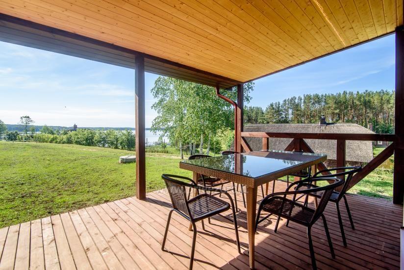 Sodyba Prie Arino: namelio ir pirtelės nuoma MOLĖTŲ rajone prie Arino ežero - 8