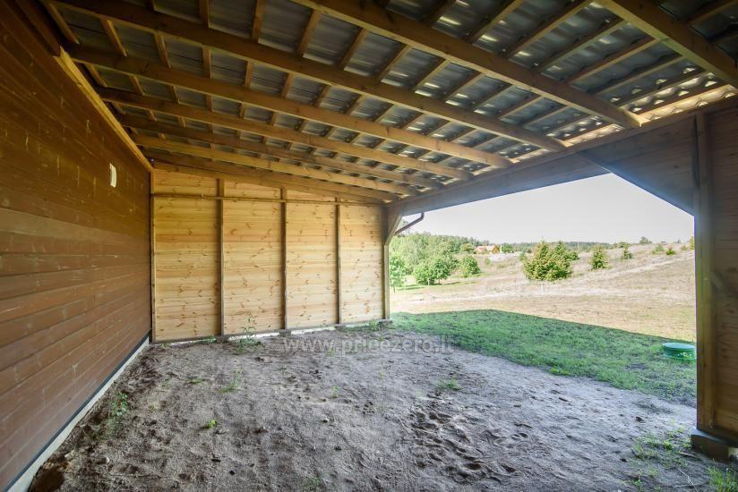 Sodyba Prie Arino: namelio ir pirtelės nuoma MOLĖTŲ rajone prie Arino ežero - 27