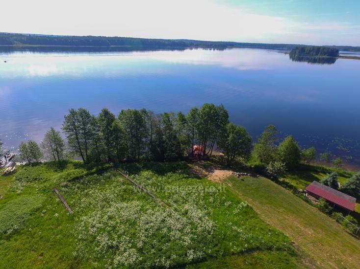 Sodyba Prie Arino: namelio ir pirtelės nuoma MOLĖTŲ rajone prie Arino ežero - 30