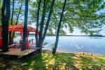 Namelio ir pirtelės nuoma MOLĖTŲ rajone prie Arino ežero