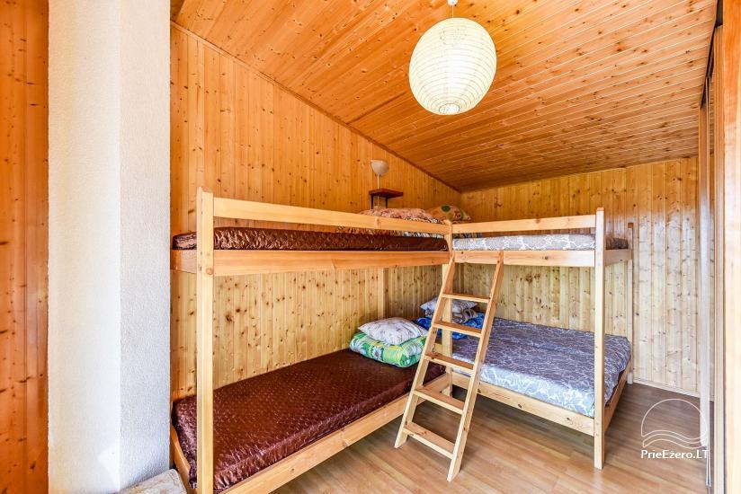 Sodyba Prie Arino: namelio ir pirtelės nuoma MOLĖTŲ rajone prie Arino ežero - 37