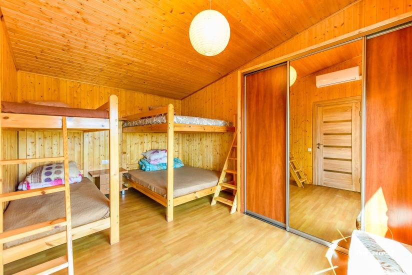 Sodyba Prie Arino: namelio ir pirtelės nuoma MOLĖTŲ rajone prie Arino ežero - 41