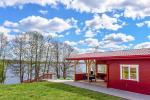 Sodyba Prie Arino: namelio ir pirtelės nuoma MOLĖTŲ rajone prie Arino ežero