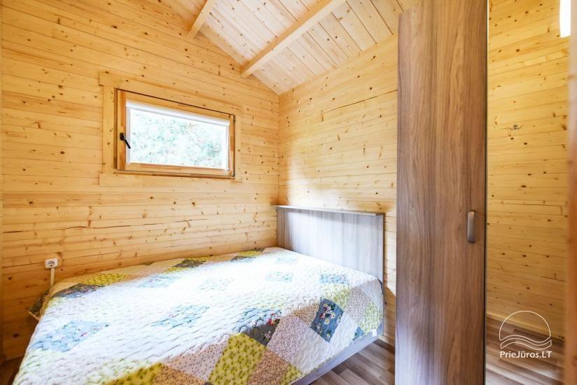 Nameliai ir kambariai Šventojoje poilsiavietėje Gulbės takas - 36