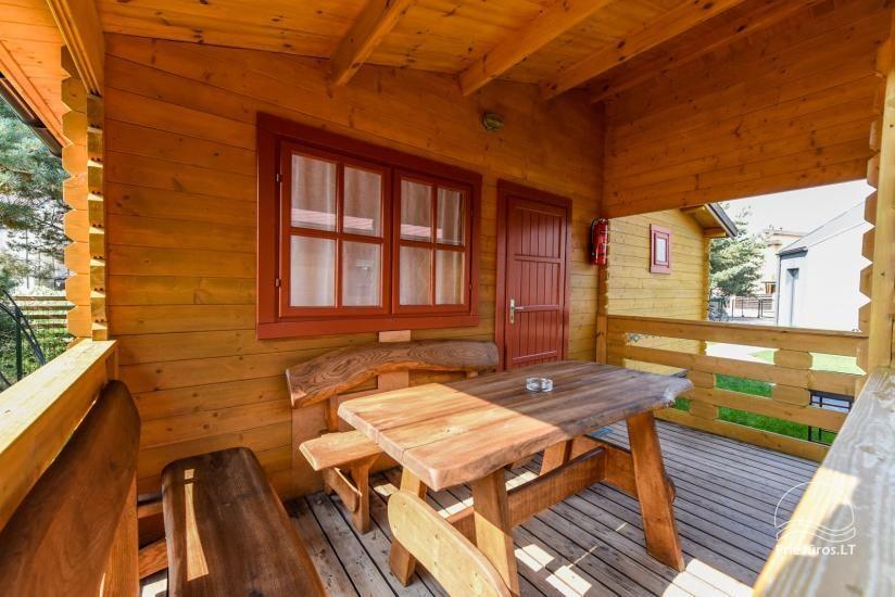 Nameliai ir kambariai Šventojoje poilsiavietėje Gulbės takas - 48
