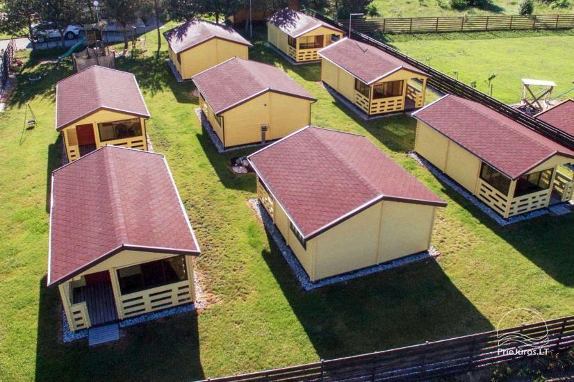 Nameliai ir kambariai Šventojoje poilsiavietėje Gulbės takas - 50
