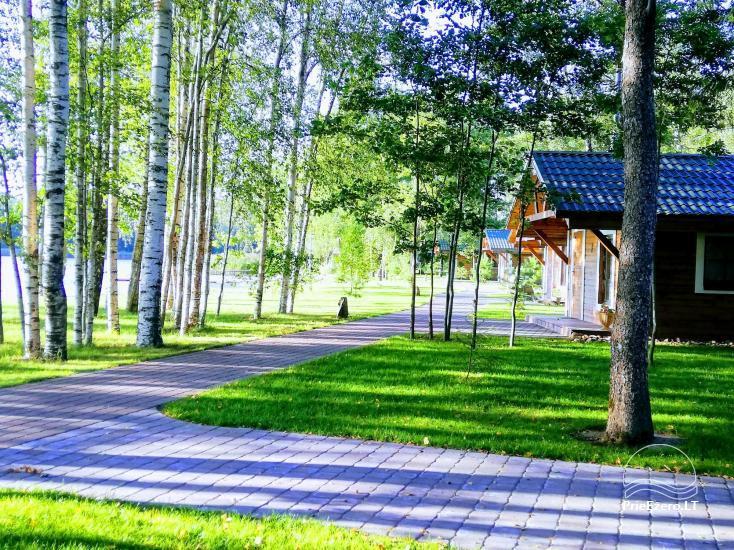 Kaimo turizmo sodyba Silalici Latvijoje prie ežero - 2