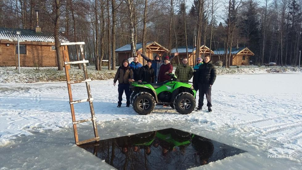 Sodyba Silalici - poilsiavietė, pramogos prie ežero - 29
