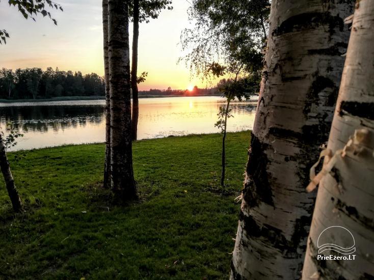 Kaimo turizmo sodyba Silalici Latvijoje prie ežero - 7