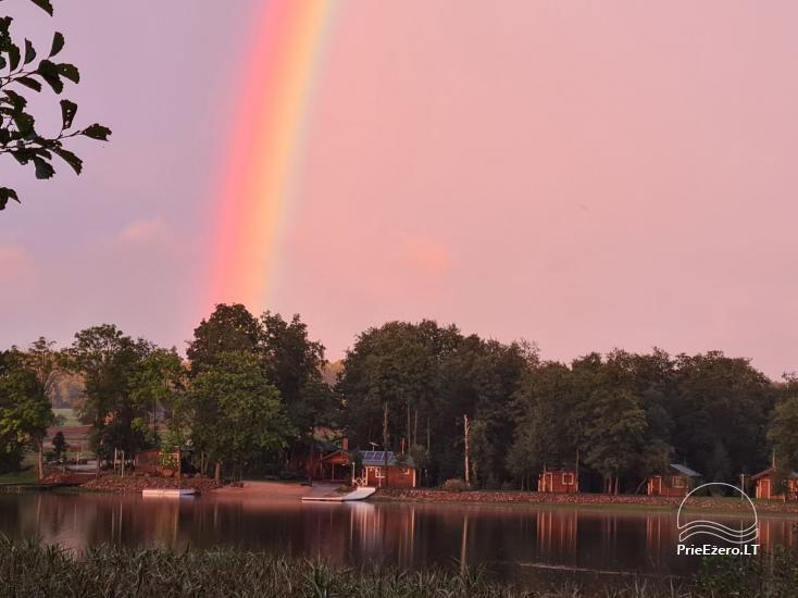 Sodyba Silalici - poilsiavietė, pramogos prie ežero - 13