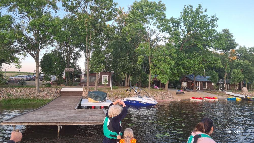 Sodyba Silalici - poilsiavietė, pramogos prie ežero - 3