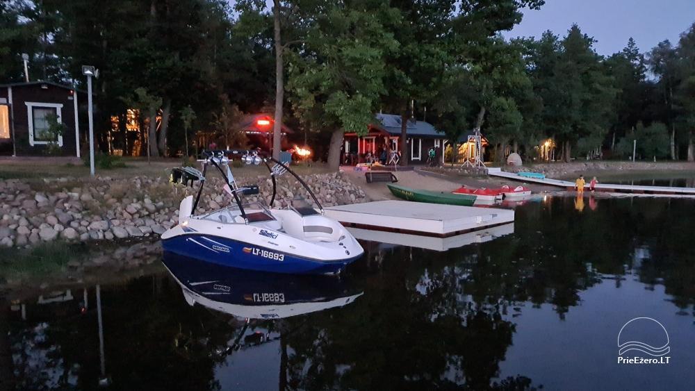 Sodyba Silalici - poilsiavietė, pramogos prie ežero - 1