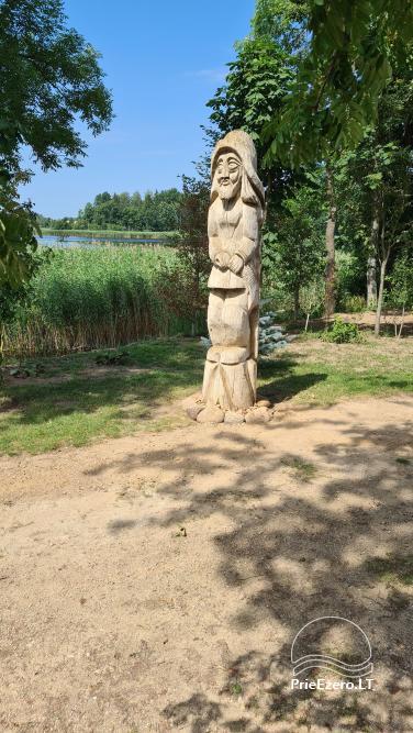 Sodyba Silalici - poilsiavietė, pramogos prie ežero - 26