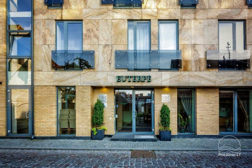 Viešbutis Klaipėdos senamiestyje Euterpė - 2