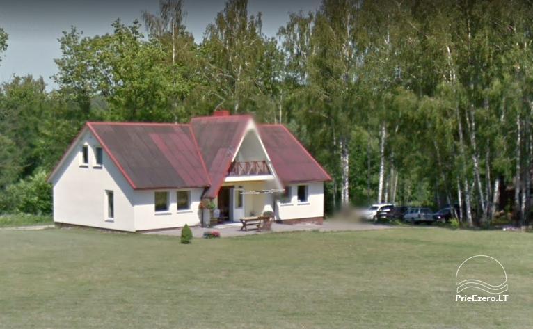 Beržų slėniai - kaimo turizmo sodyba Plungės rajone - 1