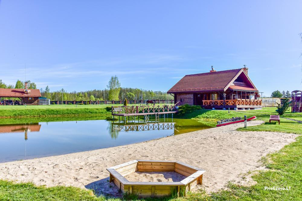Sodyba Vilniaus rajone Skliausčių laisvalaikio centras - 5