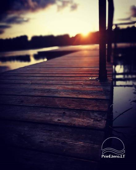 Poilsis Galadusio ežero pakrantej - 10