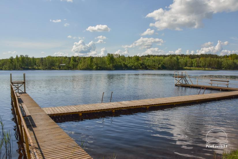 Ungurinio Ežero namai - 2