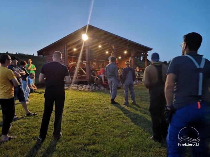 Vasaros stovyklavietė Jubarko rajone prie Nemuno ''Camp Genys'' - 12