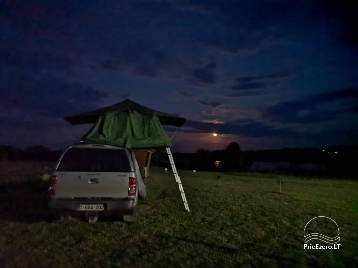 Vasaros stovyklavietė Jubarko rajone prie Nemuno ''Camp Genys'' - 13