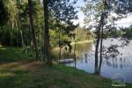Žalktynės poilsiavietė prie Asvejos ežero