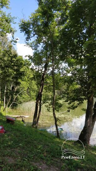 Žalktynės poilsiavietė prie Asvejos ežero - 7