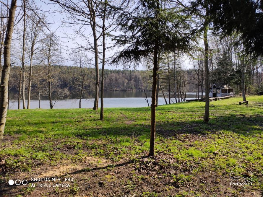 Žalktynės poilsiavietė prie Asvejos ežero - 4