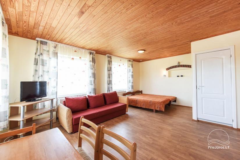 """Kambariai, apartamentai, NAMELIAI Šventojoje  – """"Vila Inga"""" - 18"""