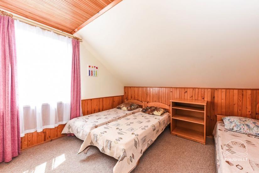 """Kambariai, apartamentai, NAMELIAI Šventojoje  – """"Vila Inga"""" - 63"""