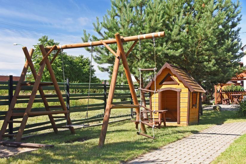 Kambarių ir namelių nuoma Šventojoje su visais patogumais ŽUVĖDROS - 9