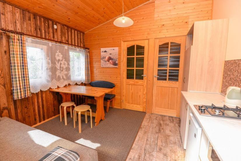 Kambarių ir namelių nuoma Šventojoje su visais patogumais ŽUVĖDROS - 13