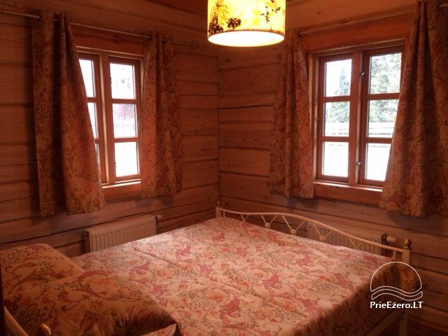 Atostogų namelis Baublys Lake Lodge - 14